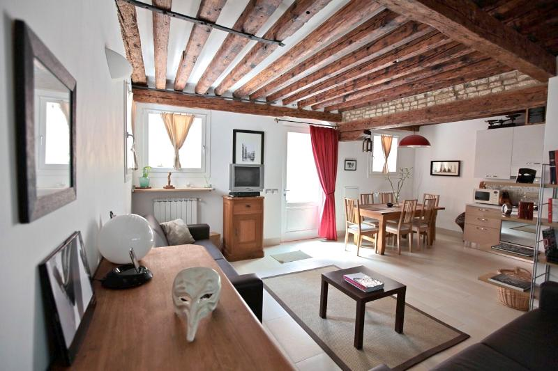 Living room - CA' PIETÀ - Venice - rentals