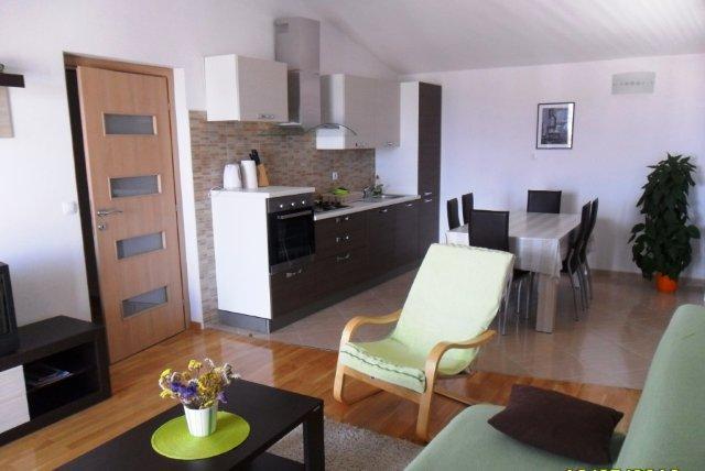 Living room - kitchen - Apartment Trogir - Trogir - rentals