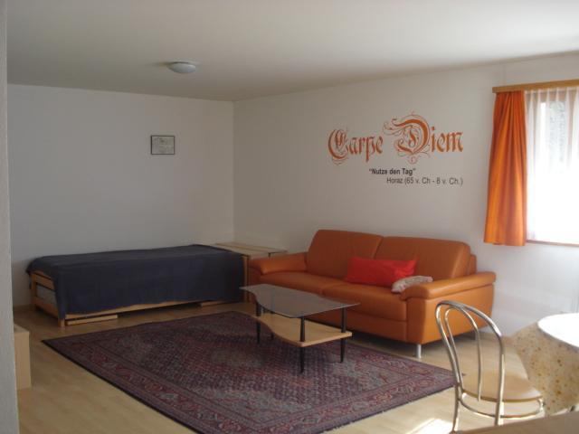 Lounge - Magi/ Carpe Diem - Fieschertal - rentals