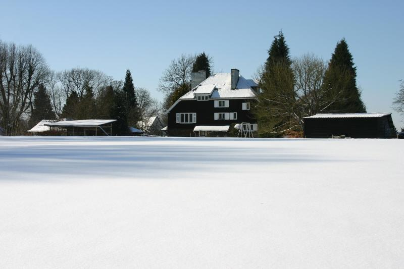 Winter view - Maison Marie Spa - Spa - rentals