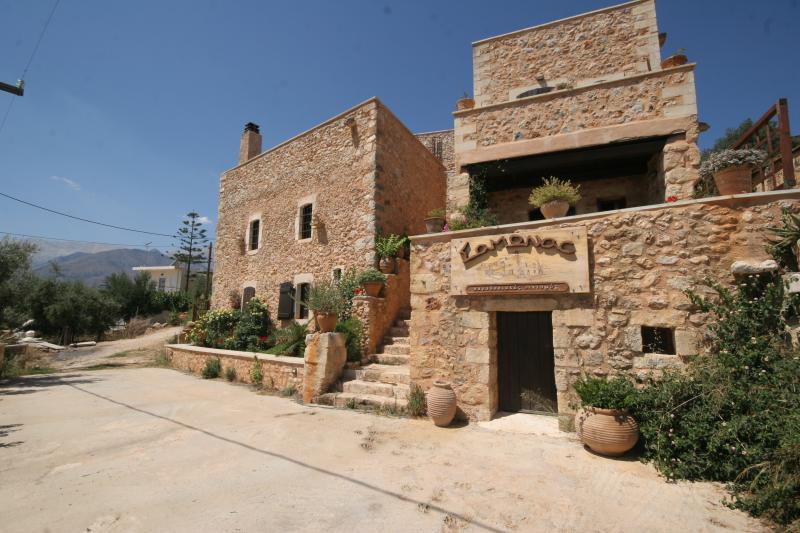 Samonas - No2 Mantzourana / One bedroom villa. - Image 1 - Chania - rentals