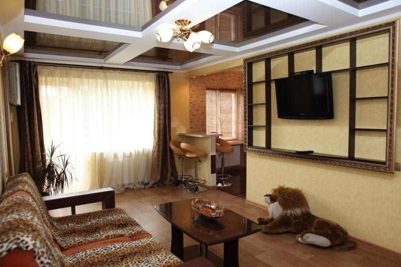 Luxury apartment. City centre. Wi-Fi. Jacuzzi - Image 1 - Ukraine - rentals