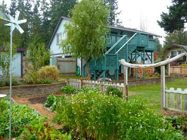 Pick from the garden - 3BR/2BA (Port Townsend) - Olympic Vacation Rentals - Port Townsend - rentals