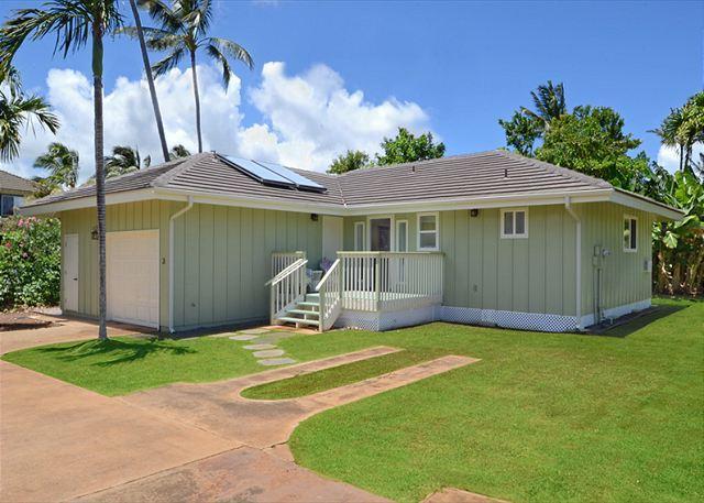 Hale Ko - POIPU 2bd/2 ba detached cottage, a/c, beaches/pool/spa/tennis, garage - Koloa - rentals