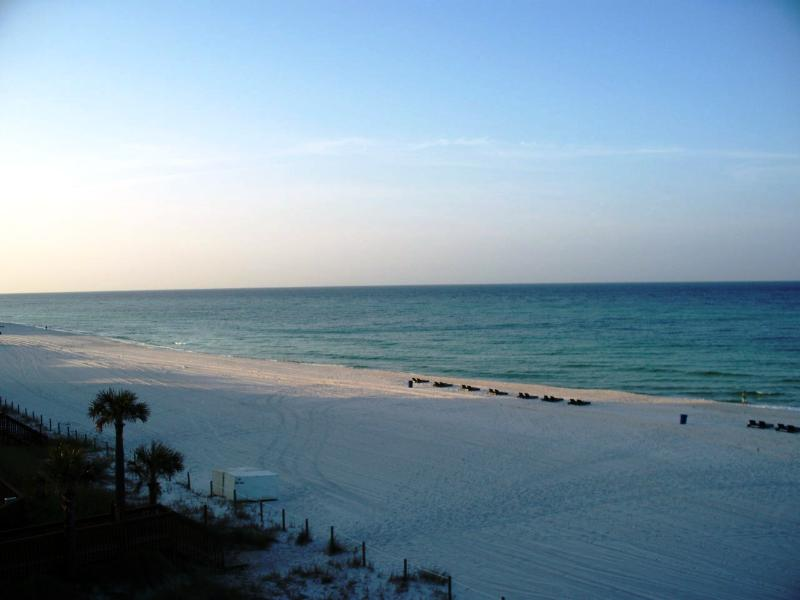 View from Balcony - Luxury Beach Front 2B/2B at Seachase(W302) - Panama City Beach - rentals