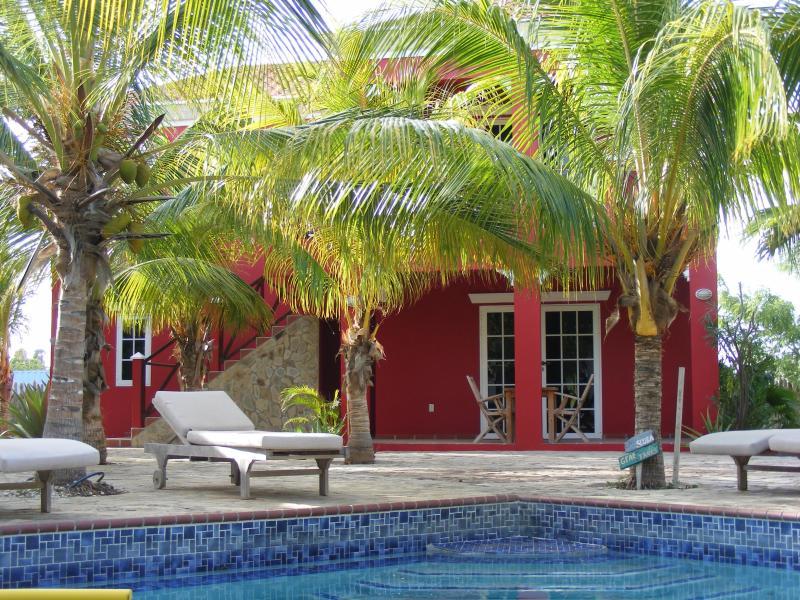 Luxury rental apartment on small gated resort. - Image 1 - Kralendijk - rentals