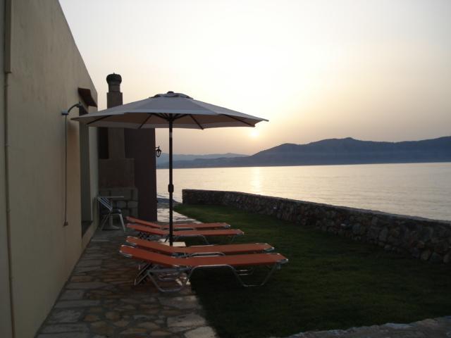 villa paralia - holidays in crete chania villa paralia - Chania - rentals