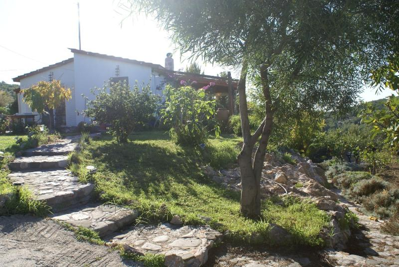 "Charming Holiday house ""O Ioannis"" kritinia rhodos - Image 1 - Kritinia - rentals"