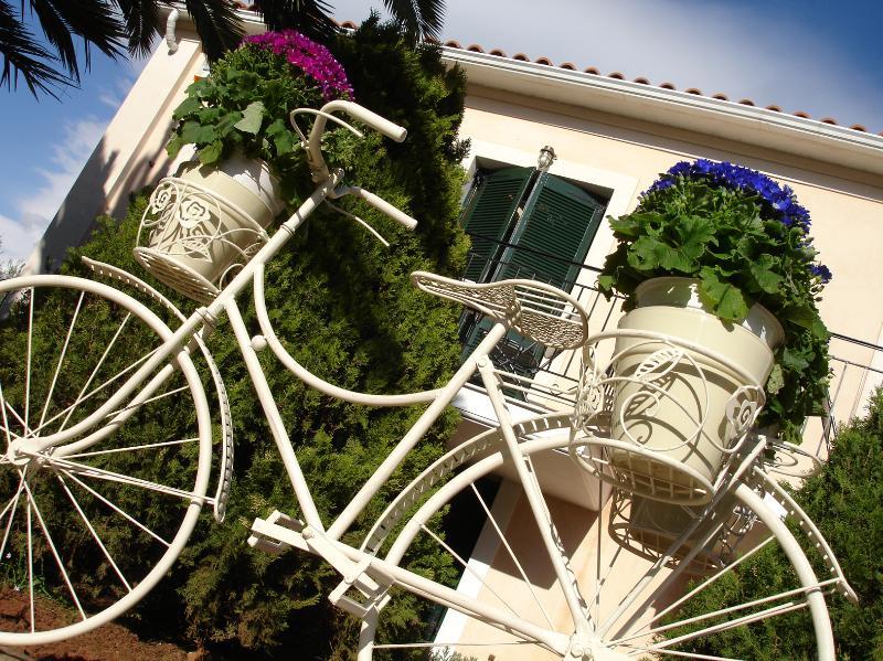 The villa - Acroploro - Galaxidi (Luxury Furnished Apartments) - Galaxidi - rentals
