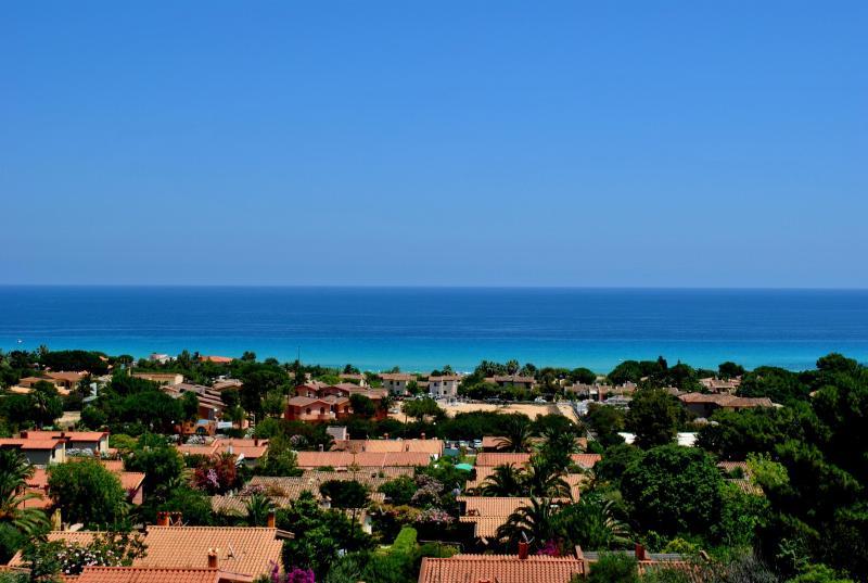 Panorama visto dalla casa - Sardinia-COSTA REI .Casa al mare vista panoramica - Muravera - rentals
