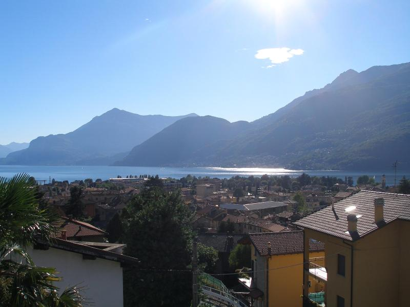 View from the house - Lake Como-Dervio cozy flat with nice view + bikes - Dervio - rentals