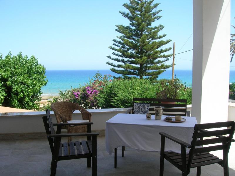terrace - Terrazza sul mare - Alcamo - rentals