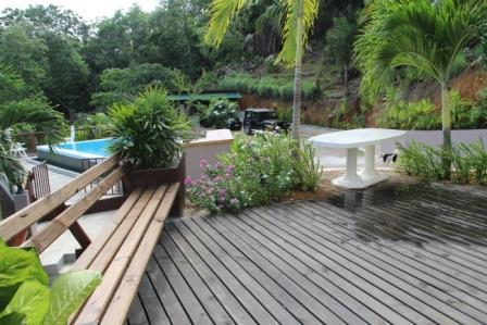 View from the villa - StephNa Residence selfcatering-2 bedroom villa - Victoria - rentals