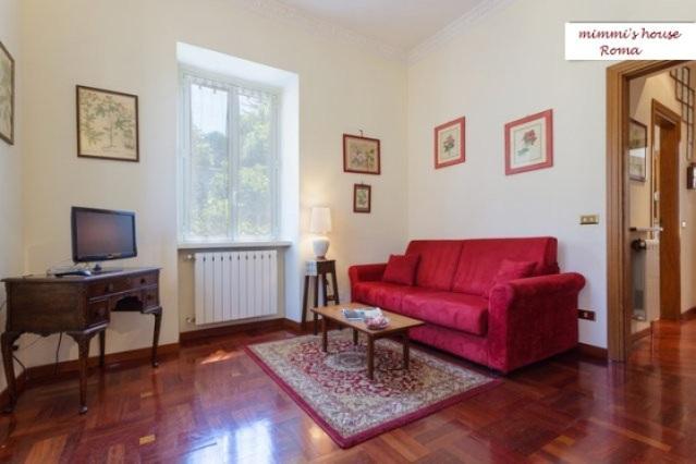 Elegant apartment close to Vatican Museum - Image 1 - Rome - rentals