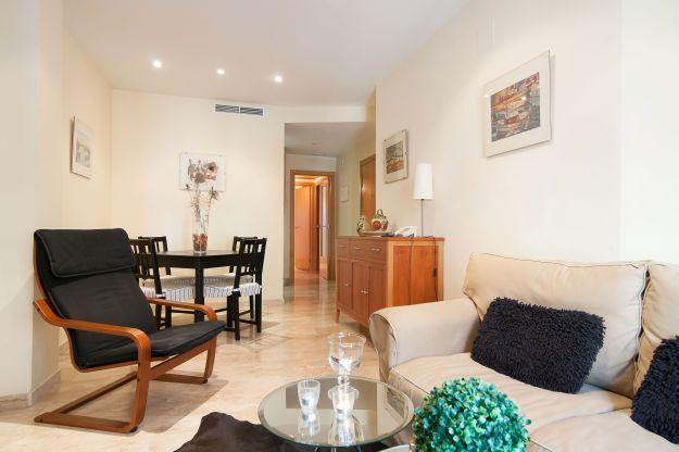 Neo-2BR with terrace near Sagrada Familia - Image 1 - Barcelona - rentals