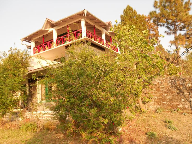 The Hermitage Kailash- The mountain top villa resort - The Hermitage, Kailash - Nainital - rentals