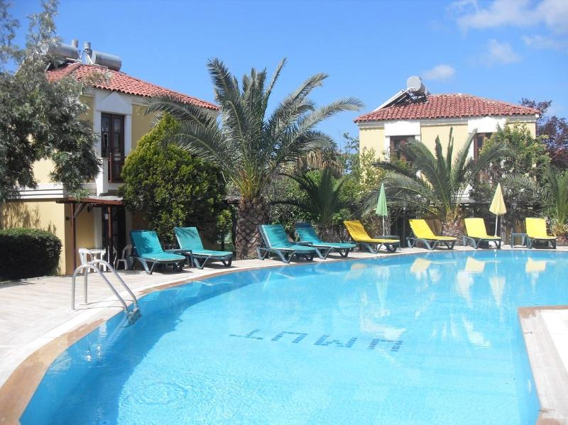 All apartments have a pool view - Fantastic apartment near Oludeniz - Fethiye - rentals