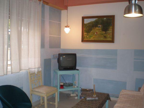 Nice small apartment - Image 1 - Athens - rentals