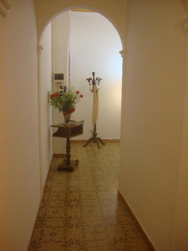 The corridor - Wide apartment in the very centre of Florence - Florence - rentals