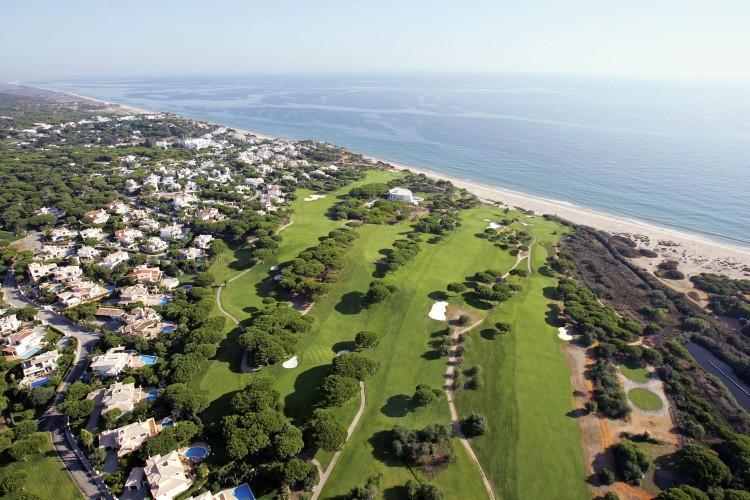 Aerial Resort View - Luxury 4 Bedroom Villa Vale do Lobo Resort - Almancil - rentals