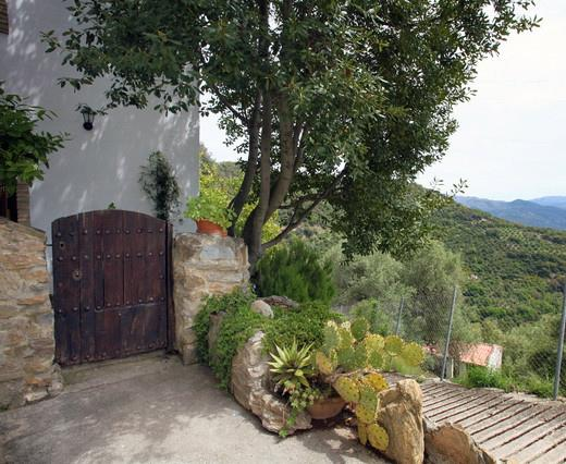 Street view Entrance - Cosy Apartment surrounded by nature,close to Ronda - Ronda - rentals