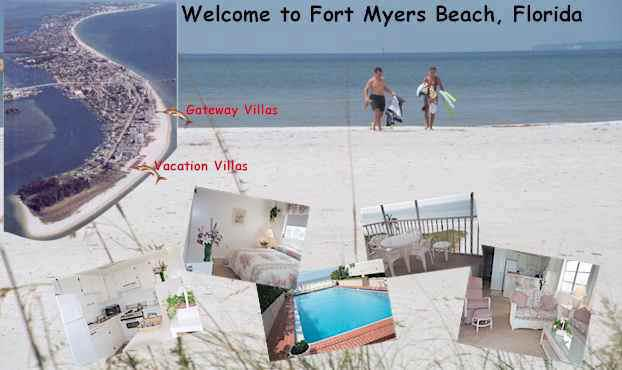 Welcome to Fort Myers Beach - VacationVilla131 FortMyersBch luxury 2Bd/Bth condo - Fort Myers Beach - rentals