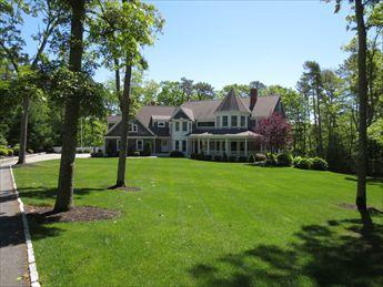 Exterior - LARGE BEAUTIFUL PONDFRONT 117145 - East Falmouth - rentals
