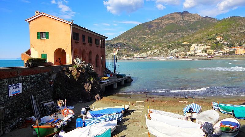 Villa Preia luxury vacation rental Levanto Liguria - waterfront dreams! - Right on the beach! Exceptional villa 14 people - Levanto - rentals