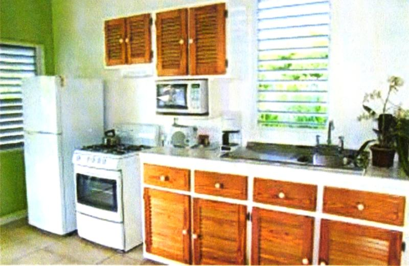kitchen - Seahouse  in beautiful Marigot Bay, St. Lucia - Vieux Fort - rentals