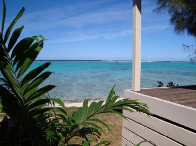 Incredible Sea Views - Beachfront Heaven Muri - Rarotonga - rentals