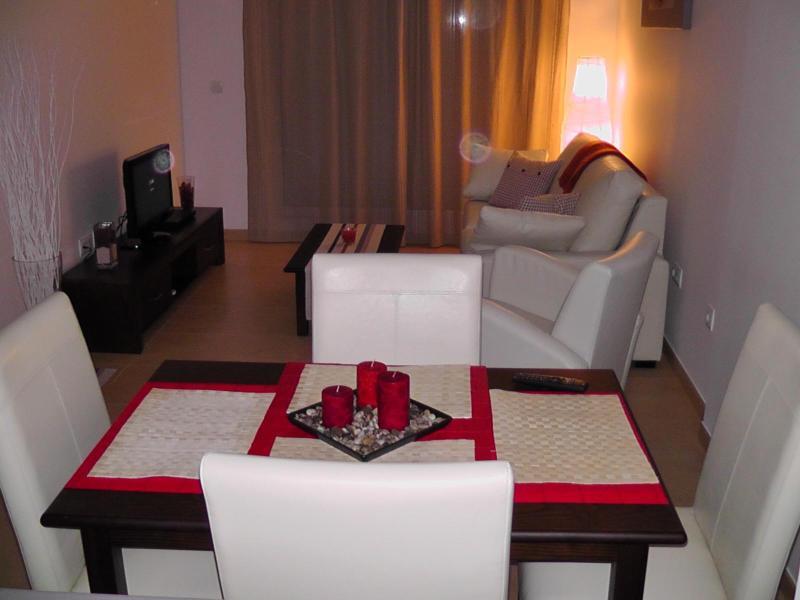 Dining / Living Area - Vacation in Spain - Nicklaus Golf Course in Condado de Alhama - Alhama de Murcia - rentals