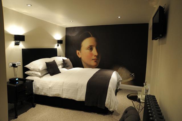 Bedroom 4 - Swain House Boutique B&B - Watchet - rentals
