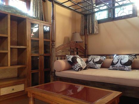Living Room - Murni's Houses, Ubud, Bali - Sawo Apt 2 - Ubud - rentals