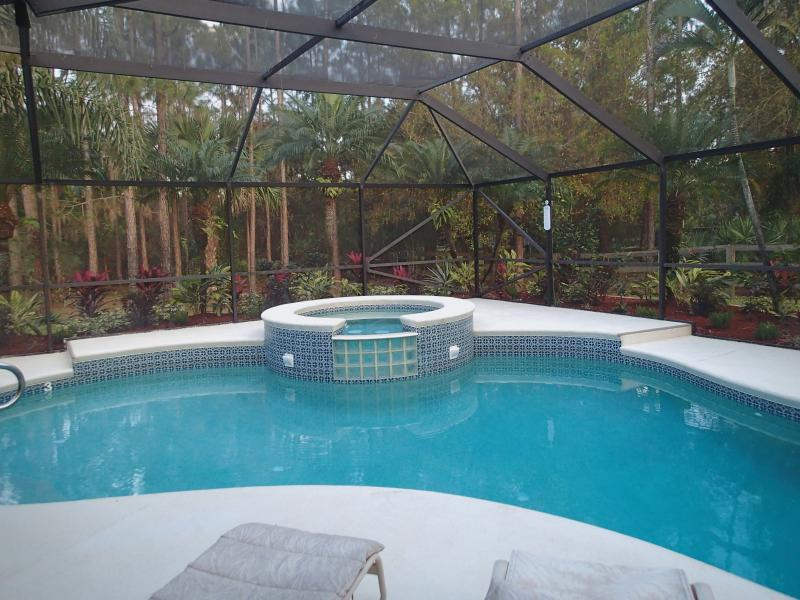 Come to Shadey Acres and relax poolside in a little piece of Paradise. - 3 Br/ 2 B Pool Home, Sleeps 12, Pet-horse Friendly - Jupiter - rentals