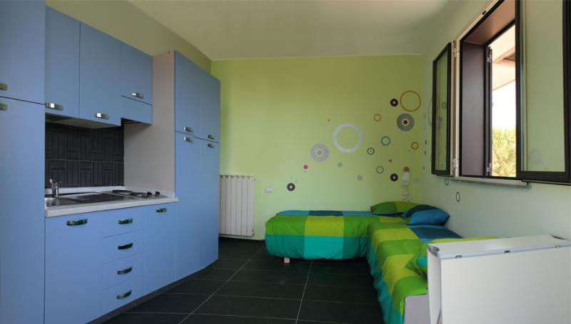 Lovely cozy studio at Nicolosi, Mount Etna, Sicily - Image 1 - Nicolosi - rentals