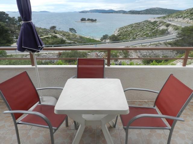 Apartments Jure - 10801-A2 - Image 1 - Grebastica - rentals
