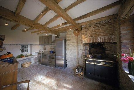 Kitchen - Along the A6 between Paris and the South of France - Brianny - rentals