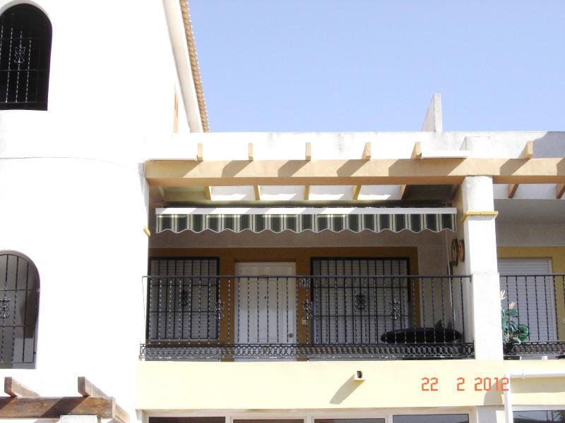 Front of Apartment - DAYA NUEVA - COSTA BLANCA SPAIN -  2 BEDROOM APARTMENT -  PANORAMIC VIEW - Almoradi - rentals