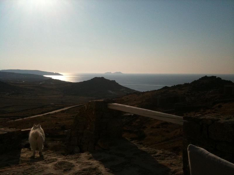 view - traditional restaured house - Mykonos - rentals