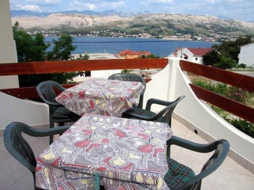 Apartments Marija - 27941-A2 - Image 1 - Pag - rentals