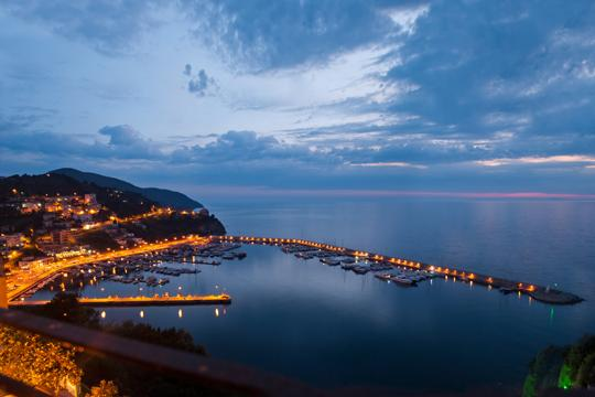 The view from the apartment - A really beautiful seaview from our apartment!!! - Agropoli - rentals