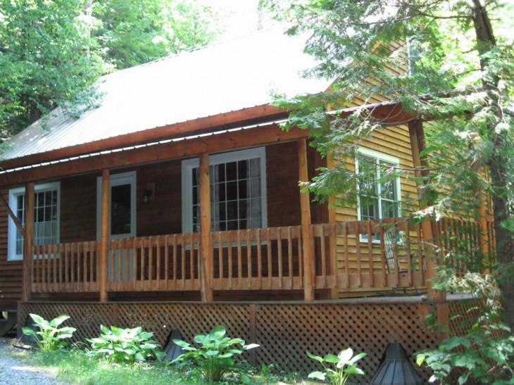 "Cabin #14 ""Adirondack' - Image 1 - Barnet - rentals"