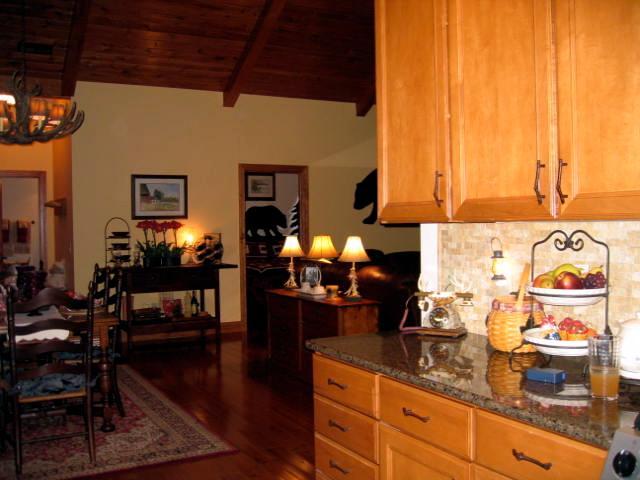 kitchen - Golf Getaway In The Smoky Mountains - Whittier - rentals