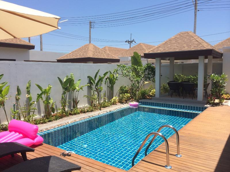Exterior - 2 bedrooms Pool Villa in Chalong - Chalong Bay - rentals