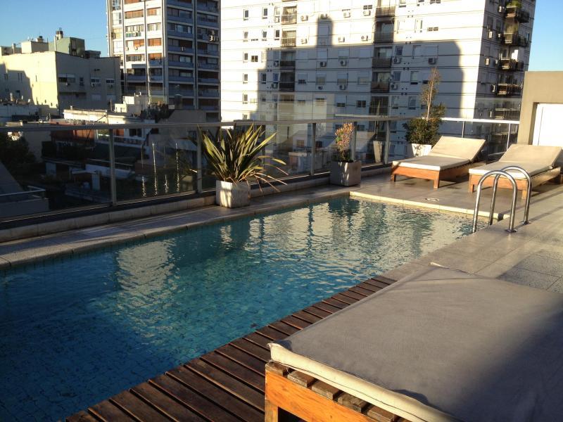 Quiet Apartment in Palermo 9A - Image 1 - Buenos Aires - rentals