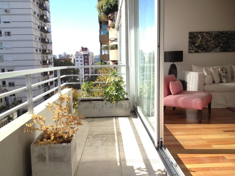Quiet Apartment in Palermo 8C - Image 1 - Buenos Aires - rentals