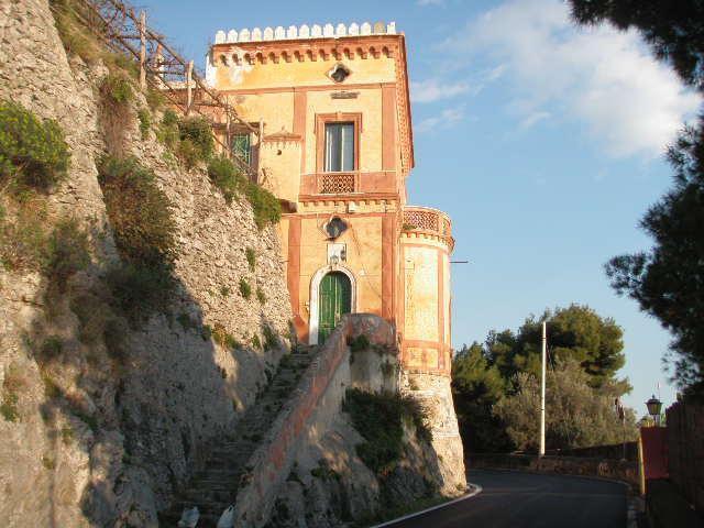 VILLA CASTLE CANNAVERDE - Villa Castle Cannaverde, In Front Of Amalfi Coast Sea - Maiori - rentals