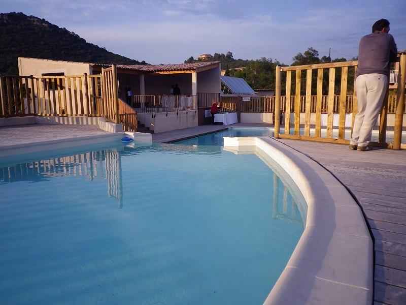 Santagiuliasolemare heated pool - Le Boreal  apartment two bathrooms 4/6 beds - Santagiuliasolemare - Porto-Vecchio - rentals