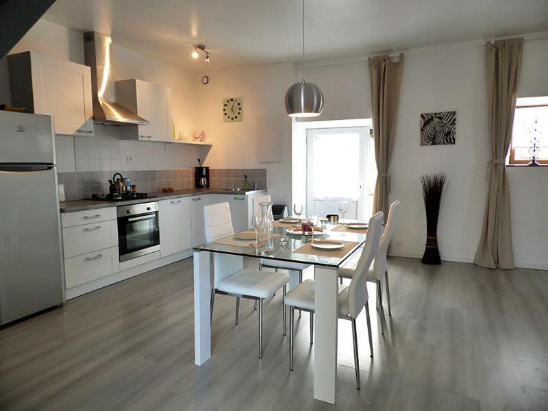 Open plan kitchen - Modern & Comfortable house in hearth of Brittany - Ploerdut - rentals