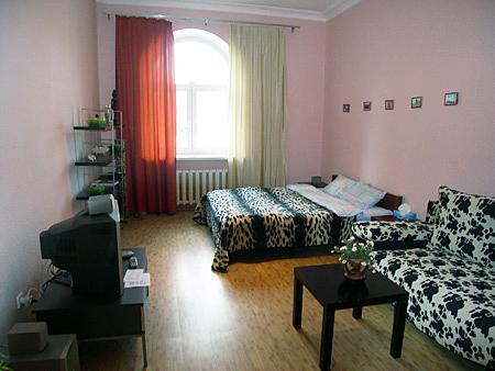 Safari one room apartment on Independence sq. - Image 1 - Kiev - rentals